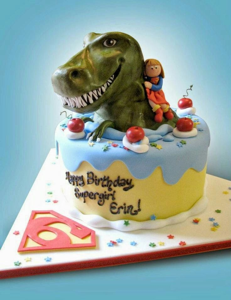 14 best jurassic park images on Pinterest Dinosaur cake T rex