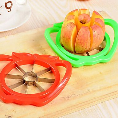 1+Piece+Cutter+&+Slicer+For+Fruit+Stainless+Steel+High+Quality+/+Creative+Kitchen+Gadget+/+Eco-Friendly+–+USD+$+3.99