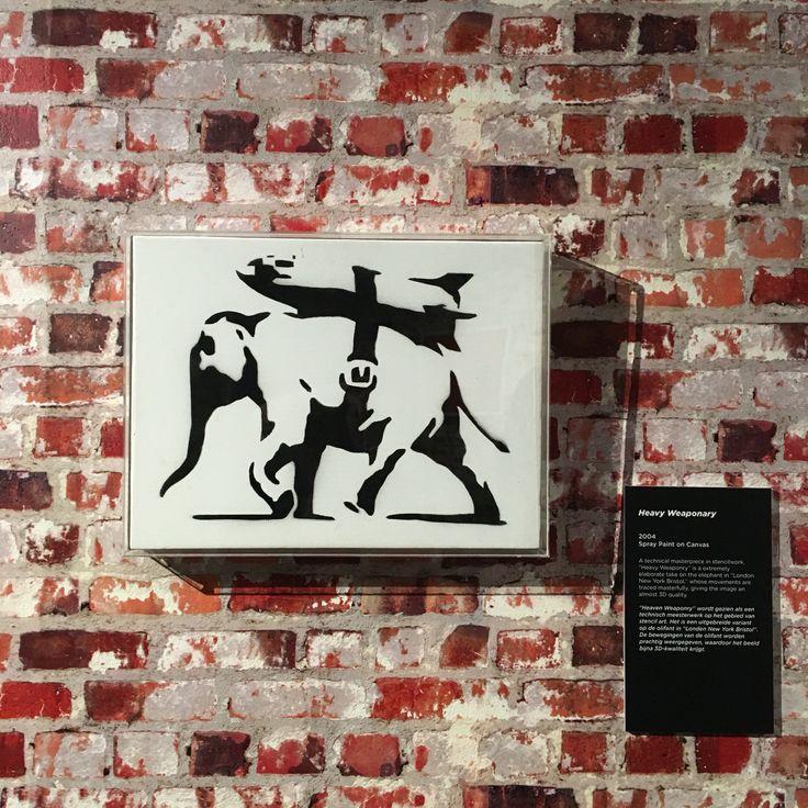 Banksy expo