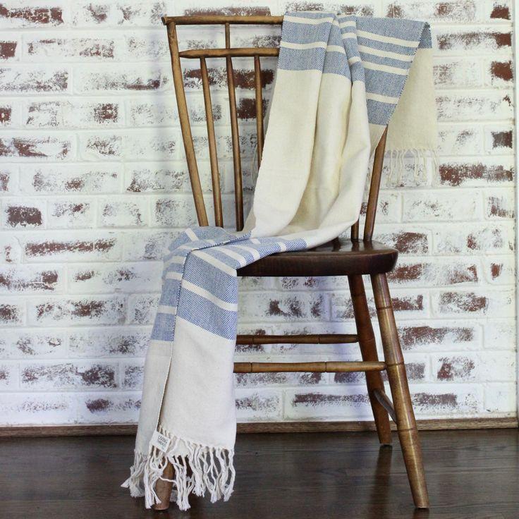 FRANGIADA   Throw   $60.00 – Perfect for the beach or a picnic. - Living Threads Co. livingthreadsco.com