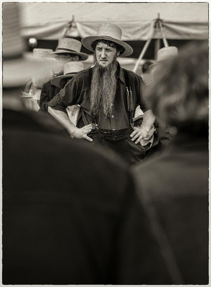 https://flic.kr/p/U2XmGS | Amish Man #amish #beard #pennsylvaniadutch