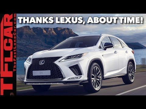 352 The New 2020 Lexus Rx Is Bolder And Has The One Feature You Have Been Asking For Youtube Lexus Lexus Rx 350 Lexus Suv