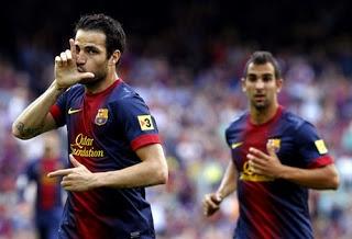 El Barcelona campeón golea y despide temporada con récord de puntos