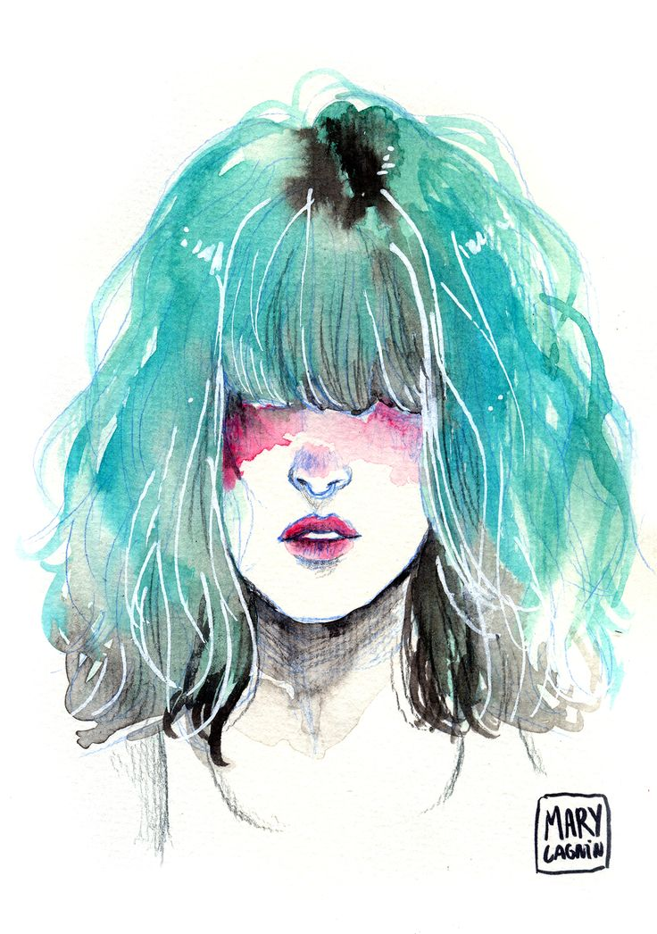 I ♥ Watercolor on Behance