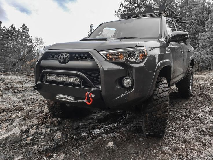 Southern Style Off Road Slimline Hybrid Bumper Review: 2016 4Runner Trail Edition | Nomadders Outdoor Magazine & Blog