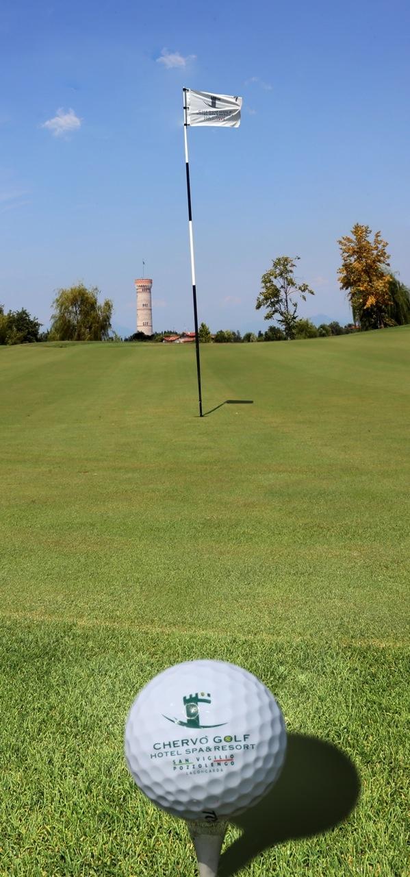 Chervò Golf Hotel Spa & Resort SanVigilio - Golf