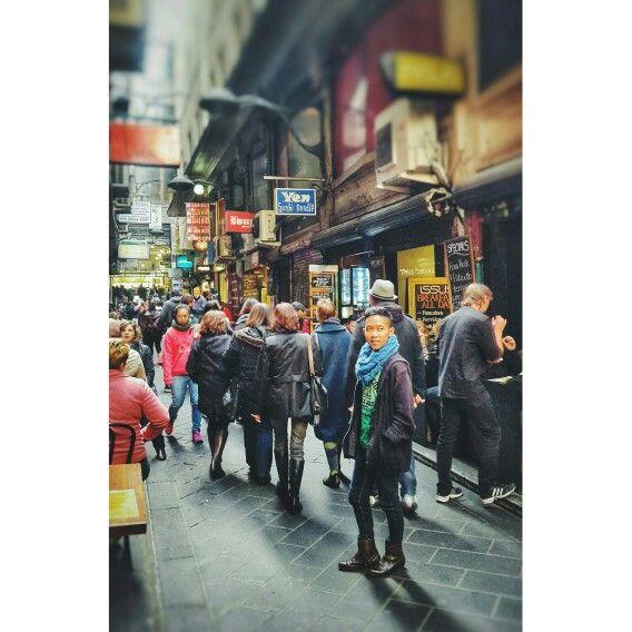 Centre Way Arcade, Melbourne