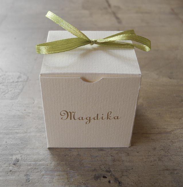 Wedding Gift Box, Wedding Thank You Gift