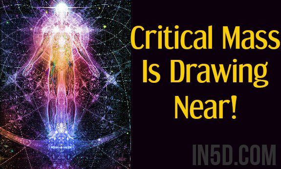 Critical Mass Is Drawing Near!