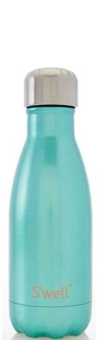 S'well Glitter Collection Stainless Steel Water Bottle Sweet Mint $38.00 - from Well.ca
