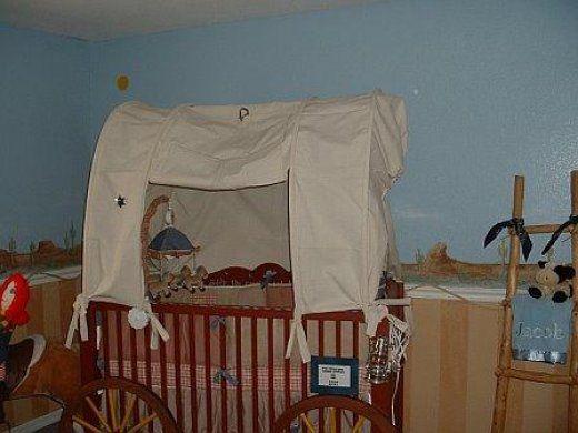 Western Nursery Themes For Boys