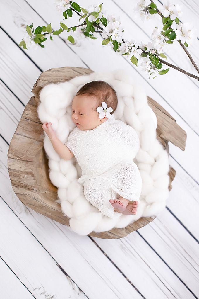 Süße Babyfotos von der kleinen Emilia | Friedasb…
