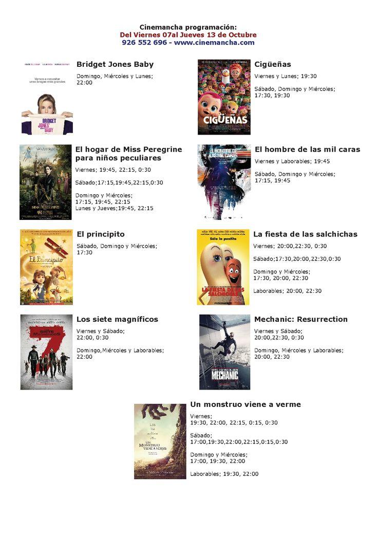 Cartelera Cinemancha del viernes 7 al jueves 13 de octubre - https://herencia.net/2016-10-07-cartelera-cinemancha-del-viernes-7-al-jueves-13-octubre/?utm_source=PN&utm_medium=herencianet+pinterest&utm_campaign=SNAP%2BCartelera+Cinemancha+del+viernes+7+al+jueves+13+de+octubre