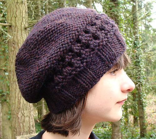 Ravelry: The Journey Hat pattern by Reenie Hanlin.....free on Ravelry