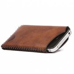 Leather Designer iPhone case.  www.buyphonecases.com $77