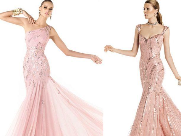 Una collezione davvero raffinata ed elegante per la damigella o per le invitate più chic del matrimonio. Una linea davvero romantica di abiti da cerimonia è quella presentata da Pronovias per chi vuol