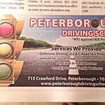 Peterborough Driving School - http://www.peterboroughdrivingschool.ca/