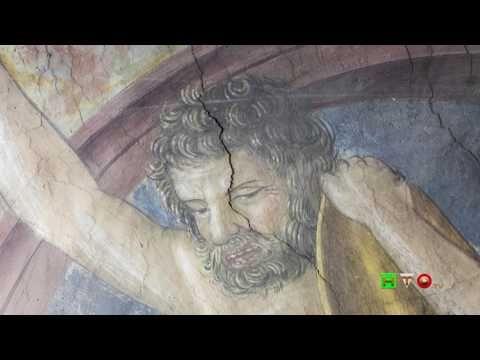 Presentazione del restauro della Sala delle Fatiche di Ercole a Roma, Pa...
