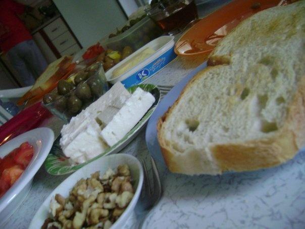Turkish breakfast mmhh..