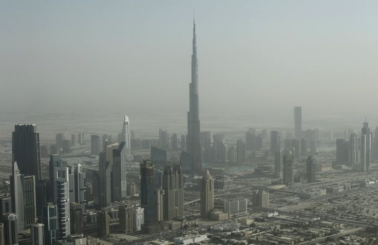 Aerial photos of Dubai - Business Insider