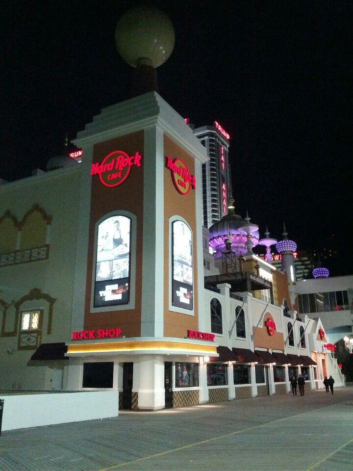 Hard Rock Cafe Atlantic City