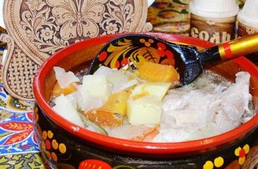 Суп из кролика - пошаговые рецепты приготовления с рисом, вермишелью и овощами с фото