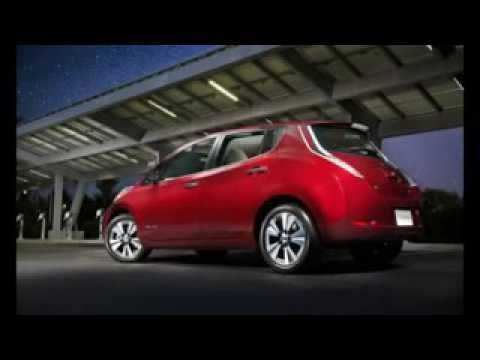 2016 Nissan Leaf review - 2016 nissan leaf show - the big 2016 nissan le...