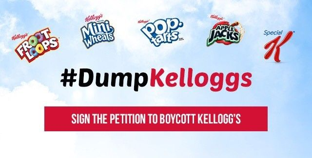 "The progressive Kellogg Company has given millions over the years to leftwing causes and projects, but most recently the company has taken to programs combating issues like ""white privilege"" and ""structural racism."""