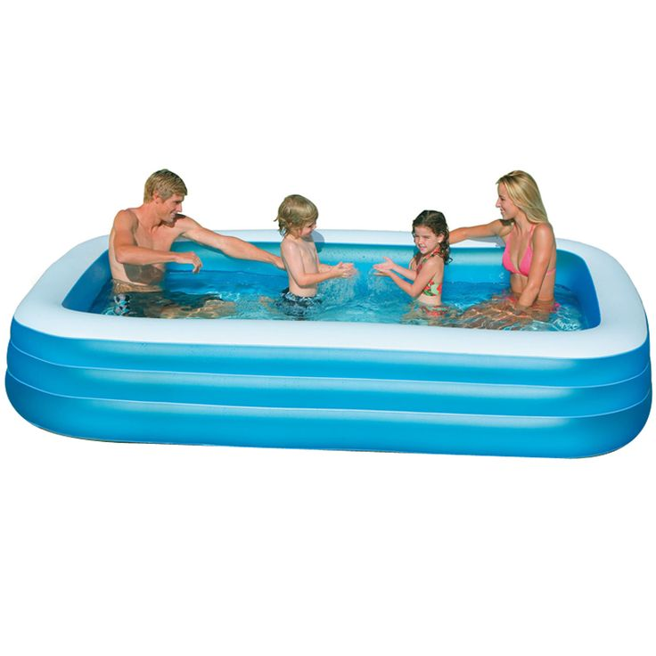 2016 Large Size Inflatable Children Family Bathtub Tub Sunscreen Swimming Water Pool Playground Piscina Bebe Zwembad A202