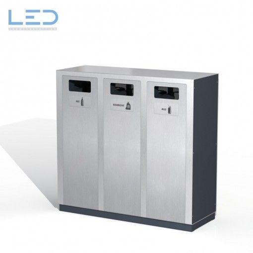 Abfall Trennbehälter W3