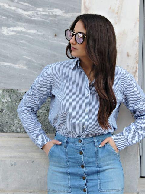 Denim above all - Study About Fashion - by Alexandra Alexandridou