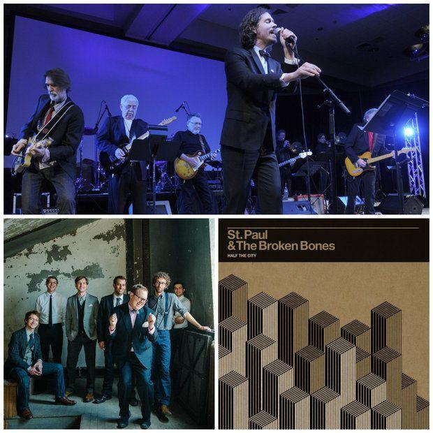 John Paul White talks about St. Paul & the Broken Bones, signed to Alabama's Single Lock Records (video)