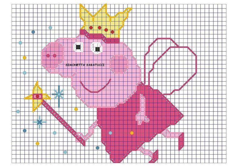 Peppa pig fairy - 1-2