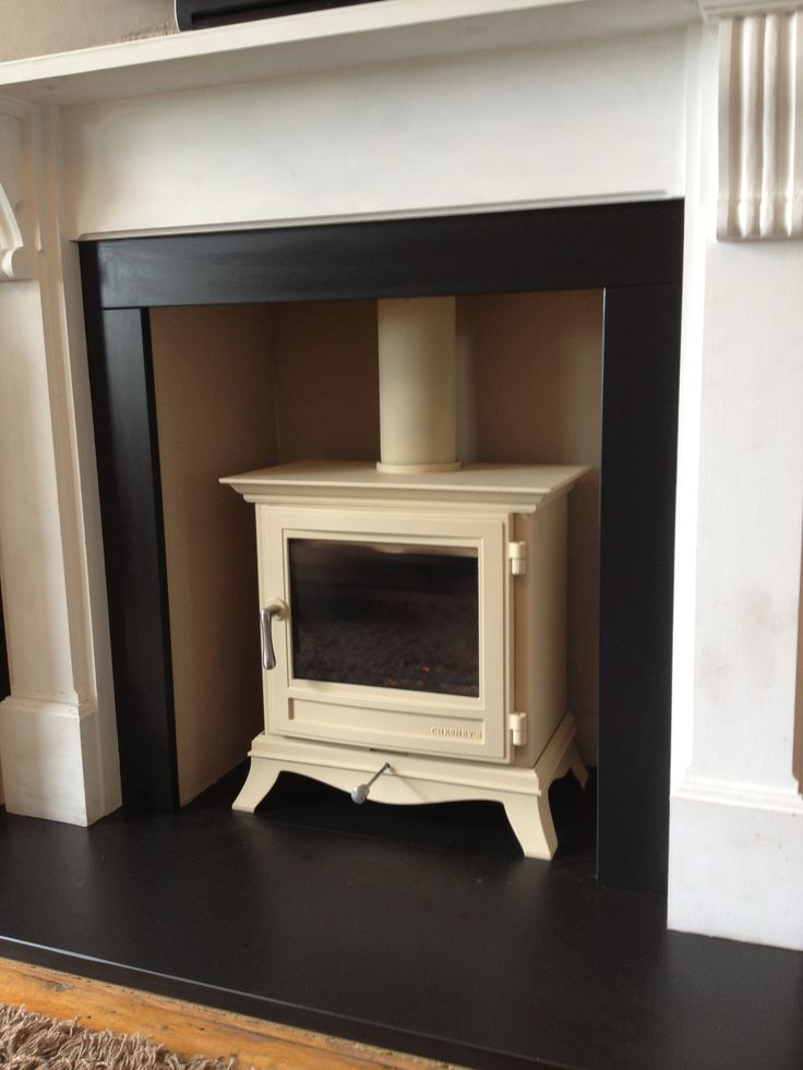 Our cream Chesney's Woodburner - love it!