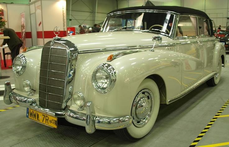 Mercedes Benz 300 Cabrio 1955 - 1956