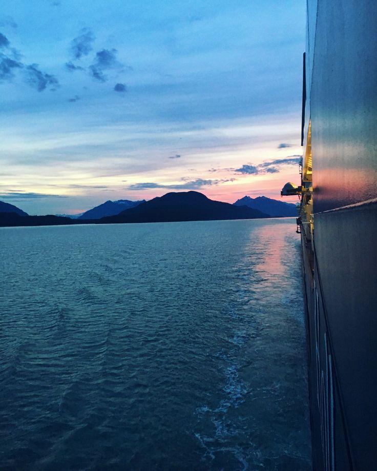 Cruise Alaska's Inner Passage - Holland America Cruise Line - A Girl and a Kiwi