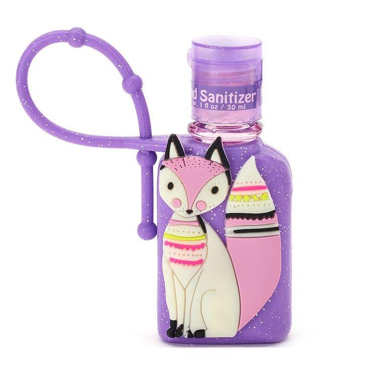 Simple Pleasures Fox Berry Frost Antibacterial Hand Sanitizer In