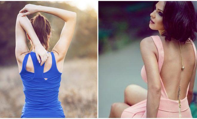Una espalda tonificada te ayudará a lucir mucho mejor los vestidos de espalda descubierta, que son ideales para primavera y verano. Son solo 5 ejercicios sencillos que puedes hacer encasay no te llevaránmás de 20 minutos. ¿Estás lista para decirle adiós a los molestos gorditos que se notan con tu bra? Después de practicar esta …