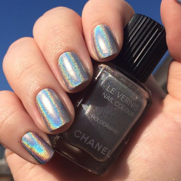 Chanel Holographic Nail Polish: 17 Best Ideas About Nail Polish Dupes On Pinterest