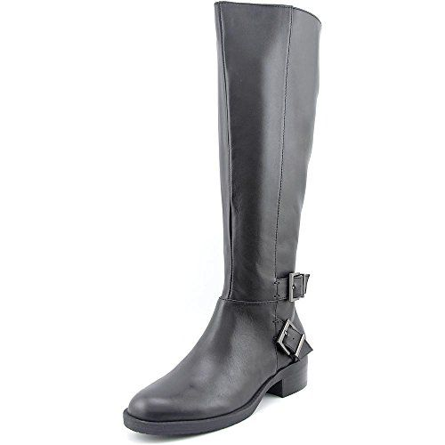 Kenneth Cole Reaction Pod Town Women US 9 Black Knee High Boot * More info could be found at the image url.