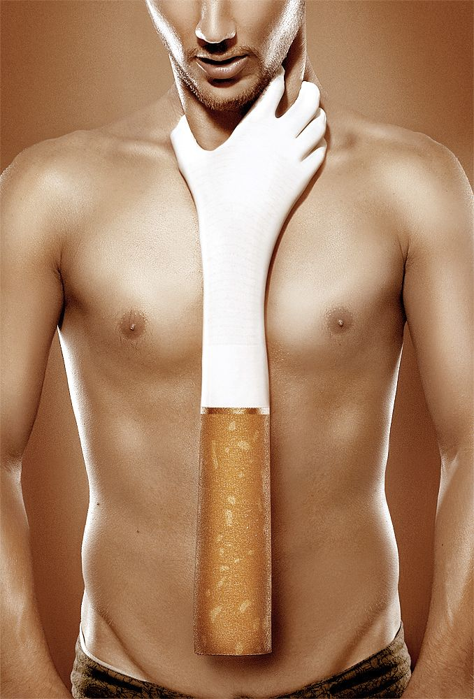 30 Brilliant Anti Smoking Advertisements for your inspiration - Best Posters and…
