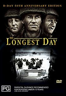 I loved this movie...maybe because of the incredible cast and the epic quality, but maybe because my Dad landed on D-Day.