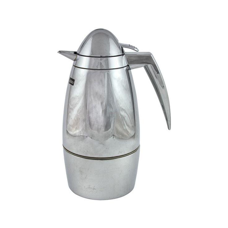 2 Pint Thermal Flask Chrome 2pt thermal chrome flasks.