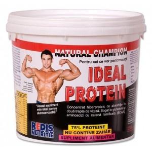 Ideal Protein este un concentrat hiperproteic cu absortie in doua trepte de viteza.
