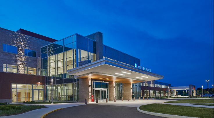 """MHP Medical Center - One of America's """"Most-Wired Hospitals""""   Relies on the Alerton Ascent Building Management System to Help Save nearly $360,000 per year in Energy Costs."""