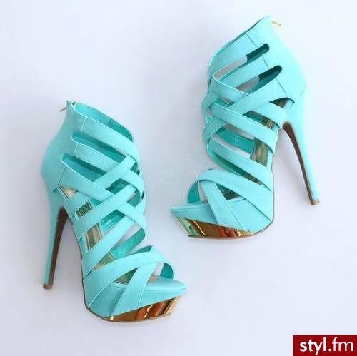 Moda Buty Sandały