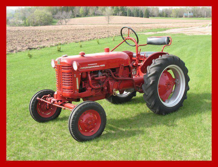 International Harvester Cub Tractor : Lowboy cub farmall ih pinterest