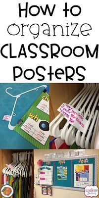 This is an amazing way to organize in your classroom!