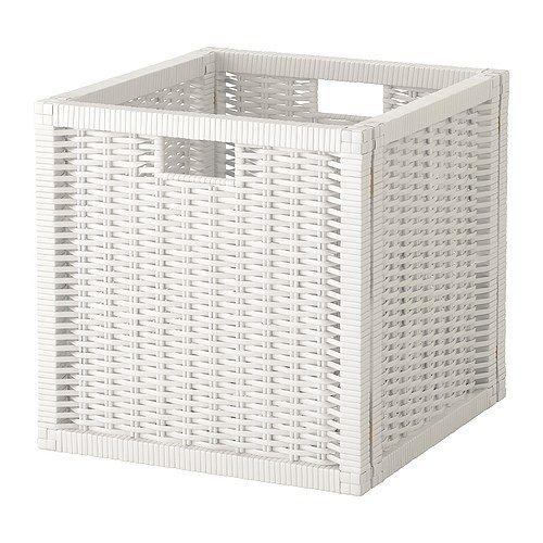 BRANÄS Panier - blanc - IKEA