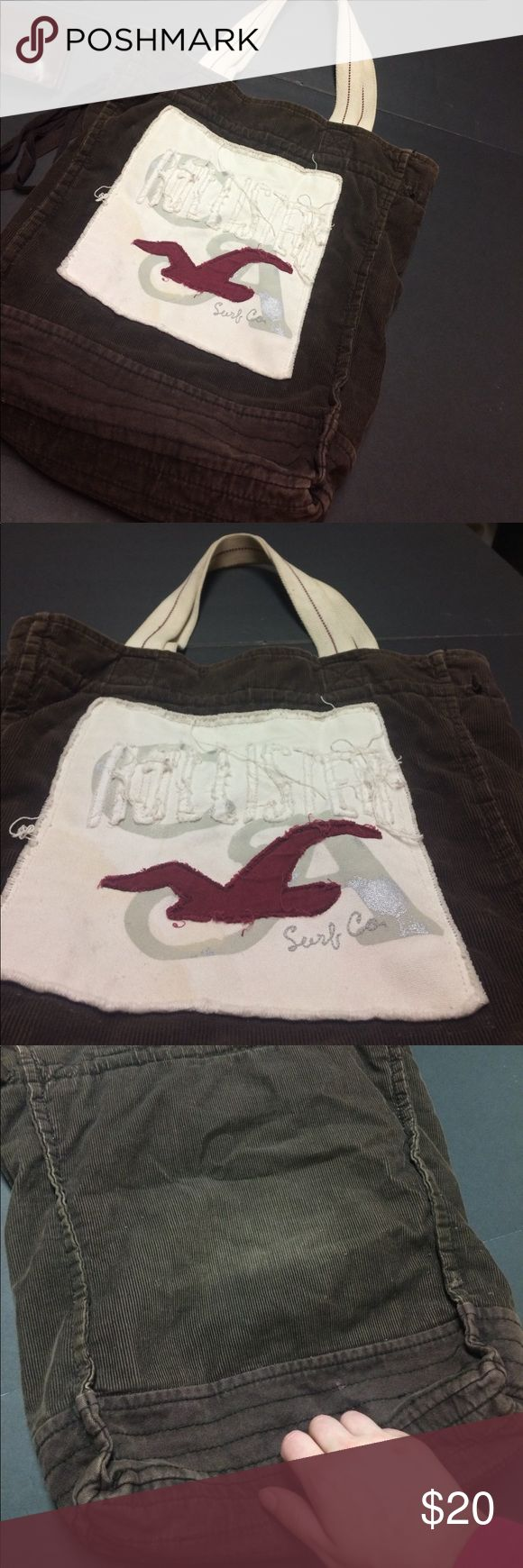Hollister Tote Bag EUC! Hollister Bags Totes